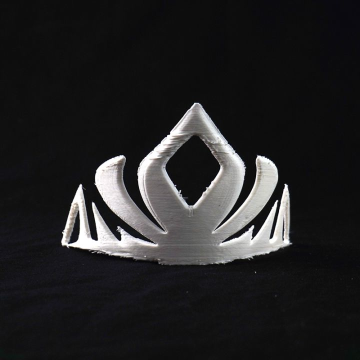 queen elsa crown