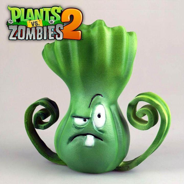 BONK CHOY - Plants Vs Zombies