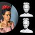 Frida Kahlo Bust image