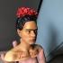 Frida Kahlo Bust print image