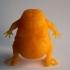 Mutant frog print image
