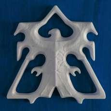 Starcraft Terran wall symbol