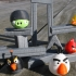 RED - Angry Birds print image