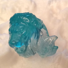 Picture of print of Lion Ring 2