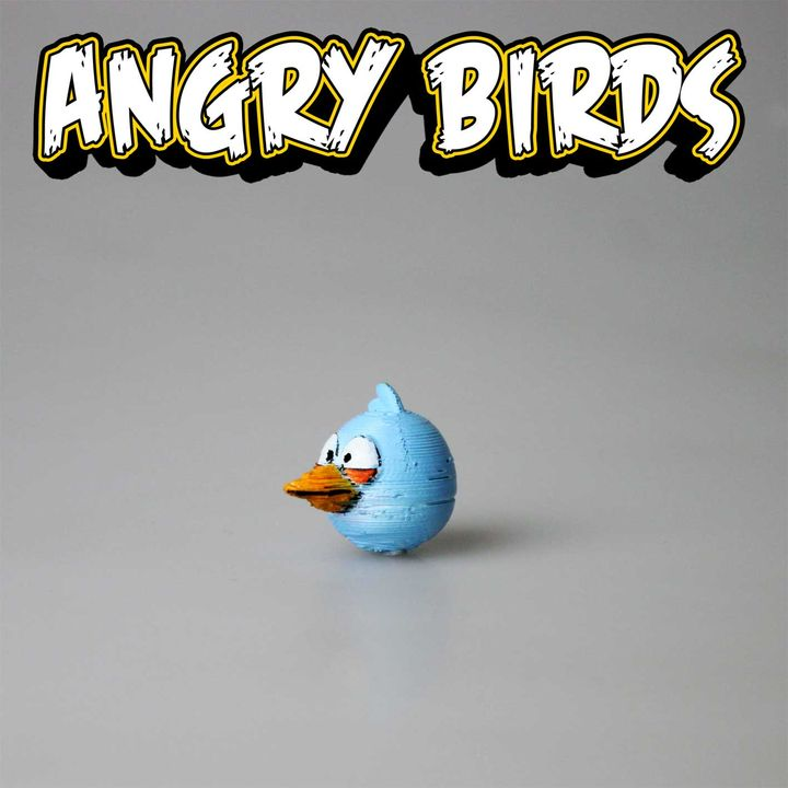 THE BLUES - Angry birds