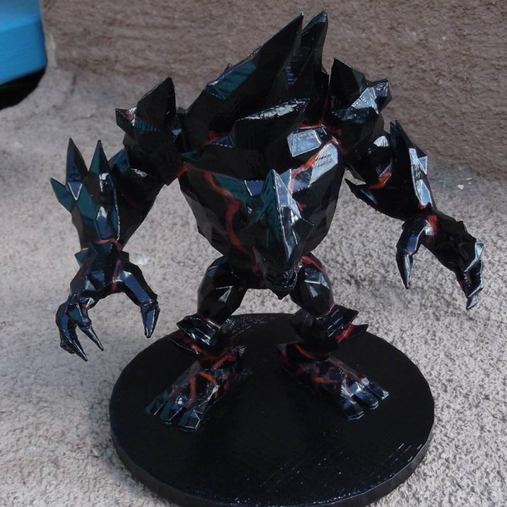 League of Legends Obsidian Malphite
