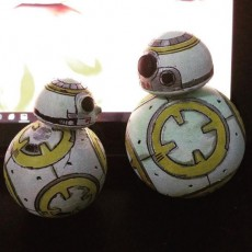 Picture of print of Moving BB8 Star Wars Droid Esta impresión fue cargada por arthur ng