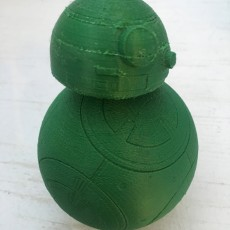 Picture of print of Moving BB8 Star Wars Droid Esta impresión fue cargada por Macsi