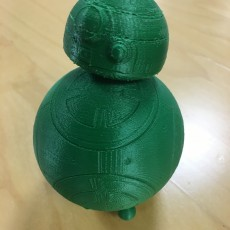 Picture of print of Moving BB8 Star Wars Droid