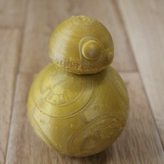 Picture of print of Moving BB8 Star Wars Droid Esta impresión fue cargada por Saxon Fullwood
