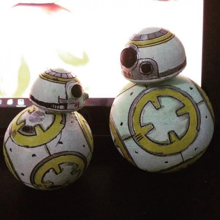 Moving BB8 Star Wars Droid