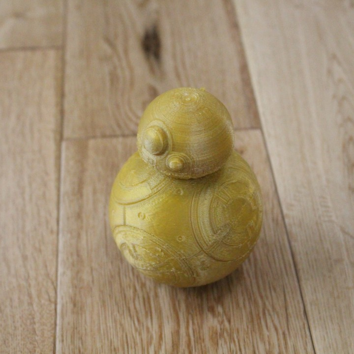 Picture of print of Moving BB8 Star Wars Droid This print has been uploaded by Saxon Fullwood