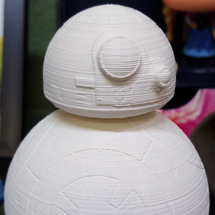 Picture of print of Moving BB8 Star Wars Droid This print has been uploaded by Alyssa Frampton