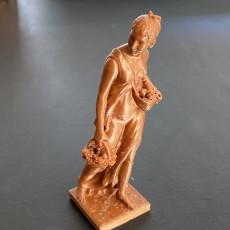 Picture of print of Pomona at the Petit Palais, Paris