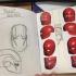 Red Hood helmet print image
