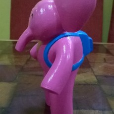 Picture of print of Elly Pocoyo