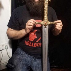 Picture of print of Oathkeeper - Game Of Thrones