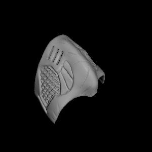 3d Printable Scorpion Mask Mortal Kombat X By Designed By