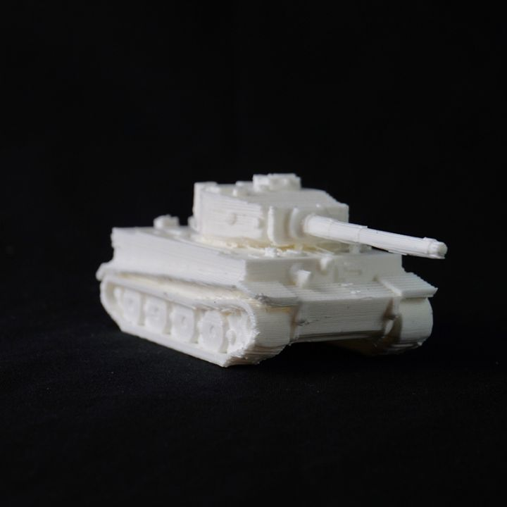 Tiger tank mk1 28mm