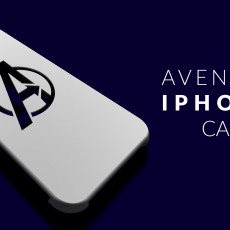 Picture of print of Avengers iPhone 6 Phone Case