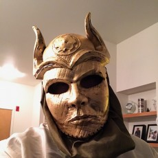 Picture of print of Sons Of The Harpy Mask - Game Of Thrones Cet objet imprimé a été téléchargé par Nathan Hedin