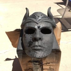 Picture of print of Sons Of The Harpy Mask - Game Of Thrones Cet objet imprimé a été téléchargé par Heath Sanders