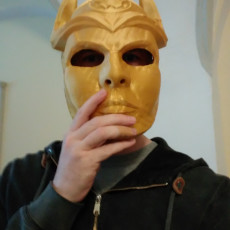 Picture of print of Sons Of The Harpy Mask - Game Of Thrones