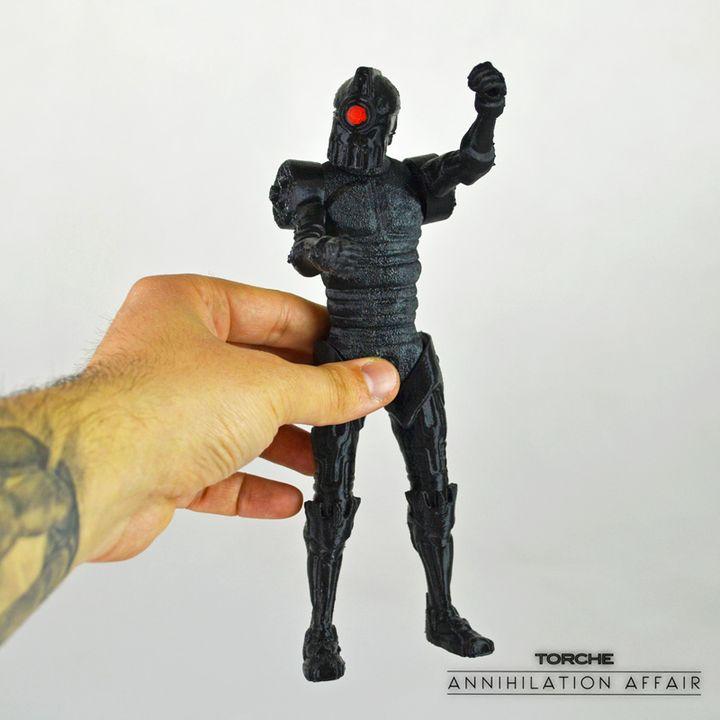 TORCHE ROBOT!