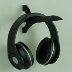 Picture of print of Wall-Mount Headphone Stand