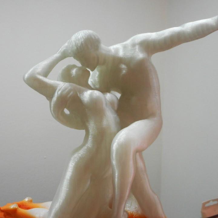 Eternal Springtime at The Musée Rodin, Paris