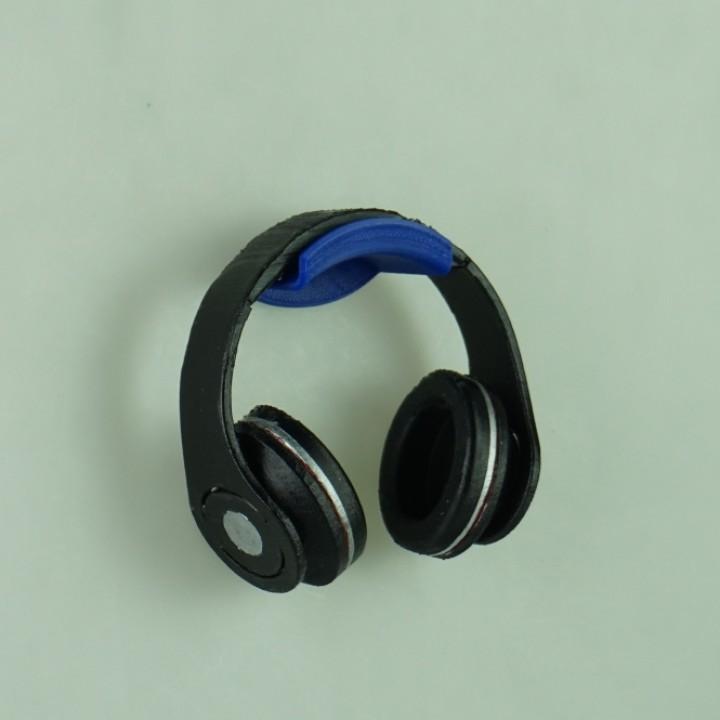 Wall Headphone Bracket