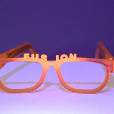 Picture of print of Fusion glasses 这个打印已上传 Schichtwerkstatt