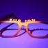 Fusion glasses print image