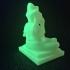 Ganesha at the Guimet Museum, Paris print image