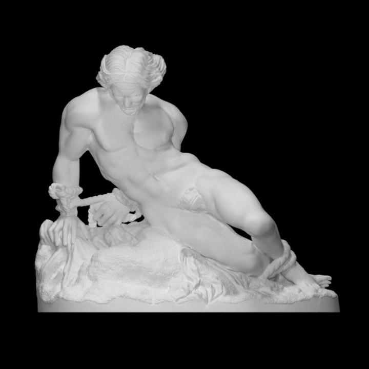Orlando Furioso in The Louvre, Lens
