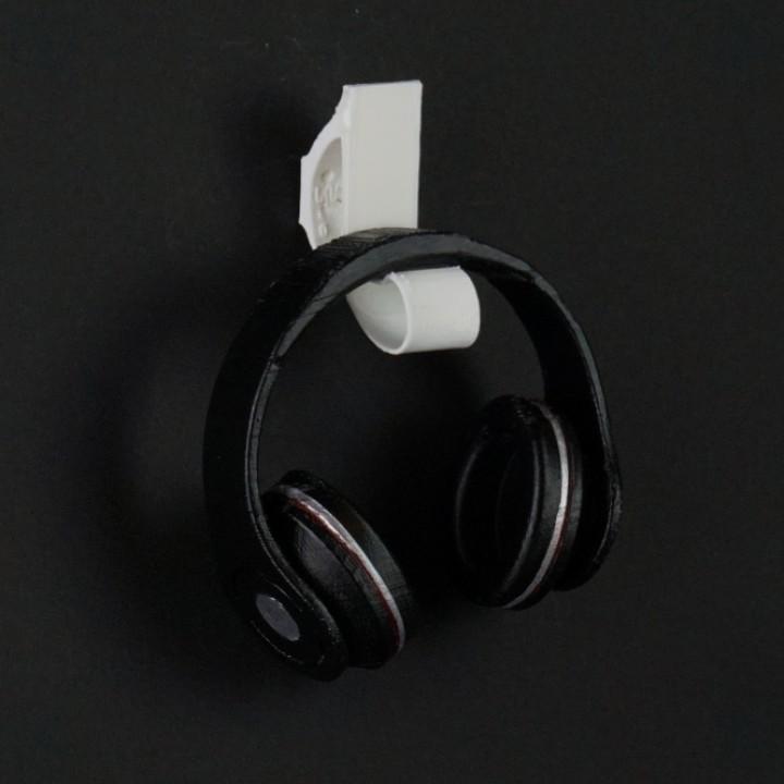 Music Note Headphone Stand