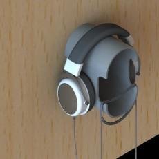 Picture of print of Headphone Hoop