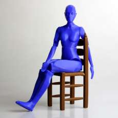 MINIATURE MEXICAN CHAIR - NO SUPPORT
