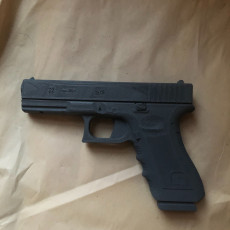 Picture of print of Practice glock 22