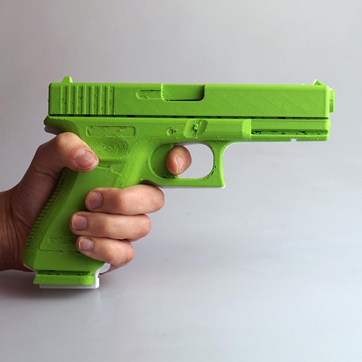 Practice glock 22