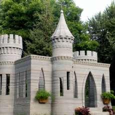 3D House Printer - Concrete Castle