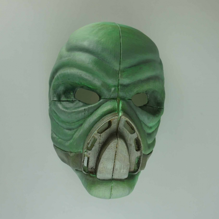 Bounty Hunter Embo Mask - Clone Wars