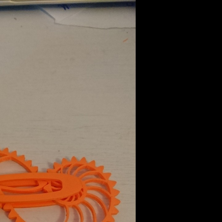 Picture of print of Nautilus Gears This print has been uploaded by Rob Montgomery