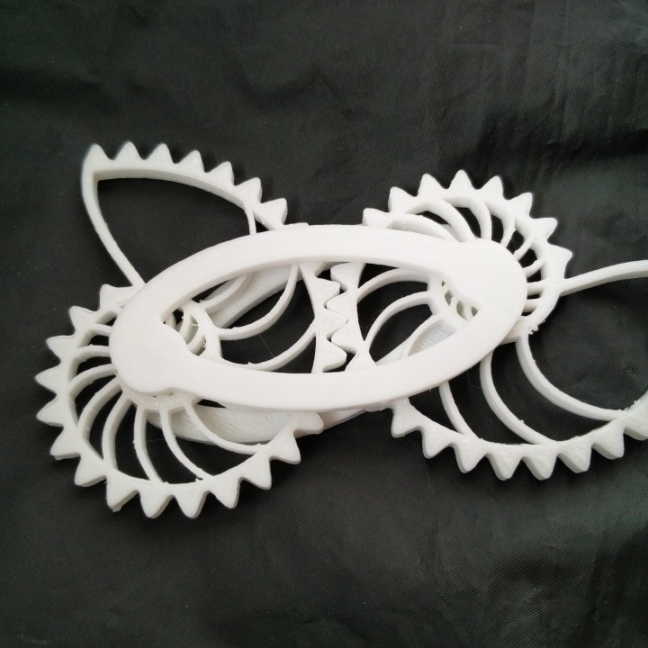 Picture of print of Nautilus Gears This print has been uploaded by Mathias