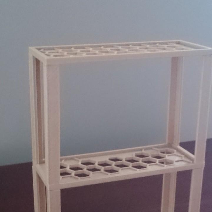 Mini Shelf Unit