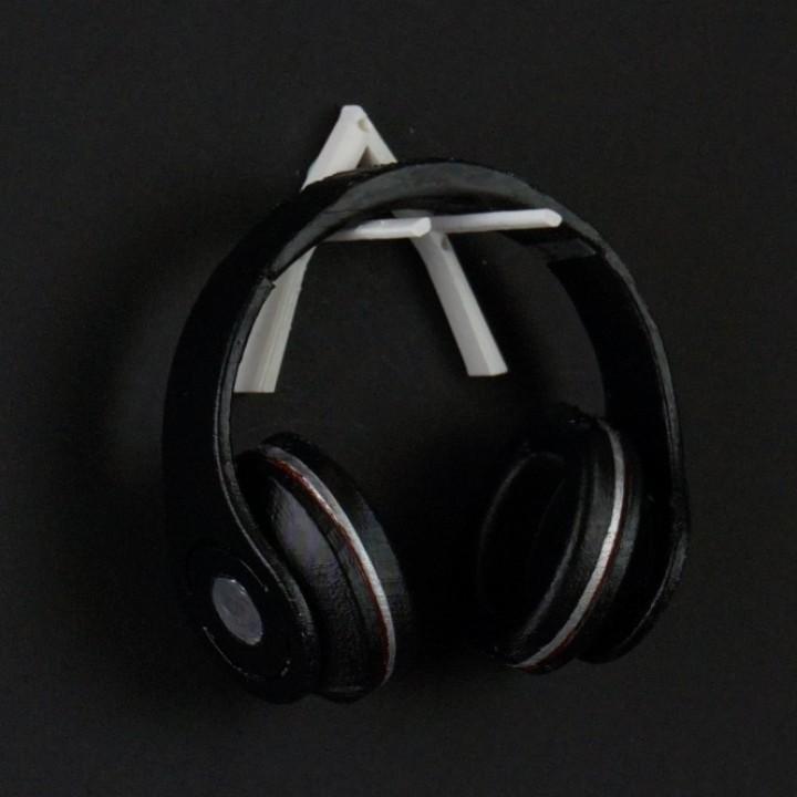 Headphone Wall Bracket