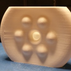 Picture of print of Purement Anti-Microbial Filament Contest - SOAP DISH