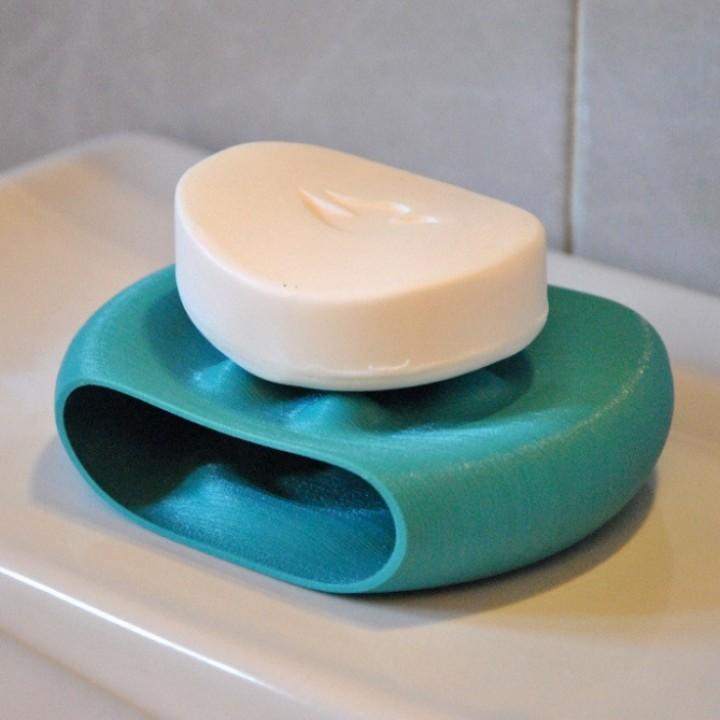 Purement Anti-Microbial Filament Contest - SOAP DISH