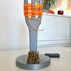 Picture of print of SPAGHETTI LAMP
