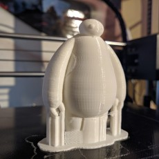Picture of print of Baymax This print has been uploaded by Steven